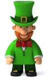 ирландский leprechaun Стоковое фото RF