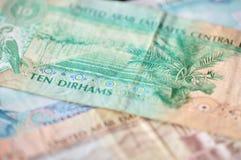 10 дирхамов Объединенных эмиратов Стоковые Фото