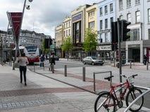 Ирландия пробочка Стоковое Изображение RF