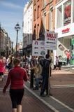 Ирландия dublin Стоковые Фотографии RF