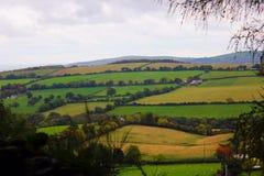 Ирландская сельская местность 2 Стоковое фото RF