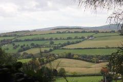 Ирландская сельская местность Стоковые Изображения RF
