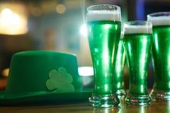 Ирландские символы Стоковые Изображения RF