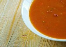 Ирландский суп картошки и петрушки Стоковое Фото