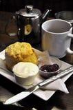 Ирландский cream чай Стоковое Изображение RF
