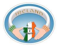 Ирландское кольцо Стоковое Фото