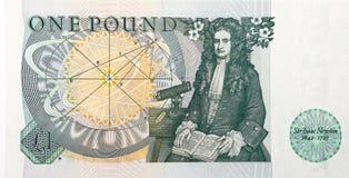 Исаак Ньютон Стоковая Фотография RF