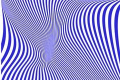 искажение оптически Стоковая Фотография RF
