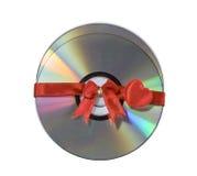 2 диска как подарок Стоковое Изображение