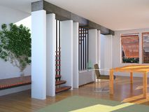 исключительная просторная квартира бесплатная иллюстрация