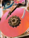 дисковод компьютера трудный Стоковое Фото
