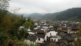 исконное село Стоковое Фото