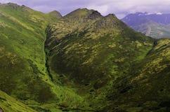 Исконные холмы Стоковые Фото