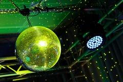 диско шарика глянцеватое Стоковые Фото