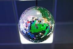 диско шарика глянцеватое Стоковая Фотография RF