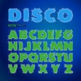 1 диско Стоковые Изображения