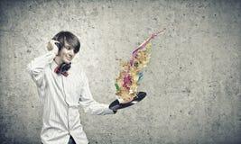 диско dj Стоковые Фотографии RF