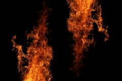 Искры пожара пожар Справочная информация стоковое фото rf