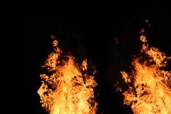 Искры пожара пожар Справочная информация стоковые изображения rf