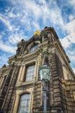 искусства академии отлично dresden Германия стоковое изображение
