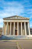 искусства штрафуют музей Будапешт, Венгрия Стоковое фото RF