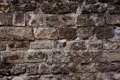 искусственная голубая светлая каменная стена Стоковые Изображения