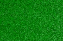Искусственная предпосылка зеленой травы Стоковое Изображение RF