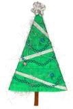 искусственная рождественская елка стоковая фотография rf