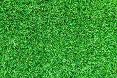 Искусственная текстура зеленой травы для дизайна Стоковое Изображение RF