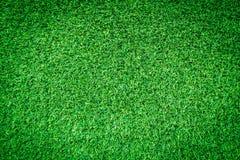 Искусственная текстура зеленой травы для дизайна стоковое изображение