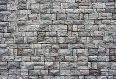 Искусственная текстура каменной стены стоковое изображение