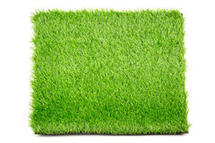искусственная трава Стоковая Фотография RF