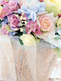 искусственние цветки Стоковое Изображение RF