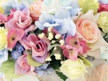 искусственние цветки Стоковая Фотография RF