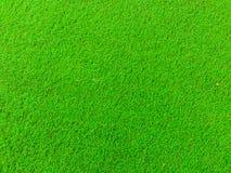 искусственний зеленый цвет травы Текстура естественной предпосылки Свежая весна Стоковая Фотография