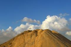 искусственний холм Стоковое фото RF