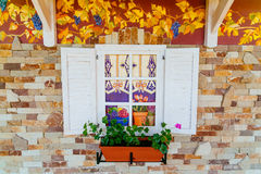Искусственное окно Стоковые Фото