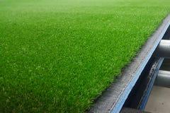 Искусственное производство травы Стоковое Изображение RF