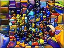 Искусственное стекло Стоковое Фото