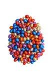 Яичка шоколада Стоковая Фотография RF