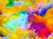 Искусственные цвета Стоковые Изображения RF