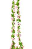 Искусственные цветки Стоковые Фото