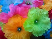 Искусственные цветки Стоковое Изображение RF
