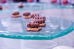 Искусственный десерт стоковые фотографии rf
