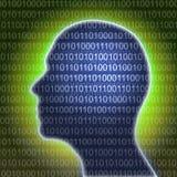 искусственный интеллект Стоковое Изображение