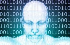 искусственный интеллект Стоковые Изображения