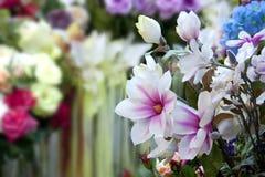 Искусственный цветок букета Стоковое фото RF
