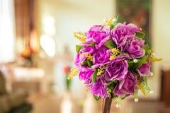 Искусственный цветок как красивый как естественный стоковое фото