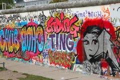 Искусство Берлина городское Стоковое Фото