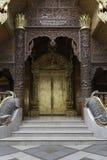 Искусство двери Lana золотой Стоковая Фотография RF